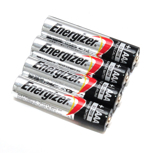 2/3 double a battery